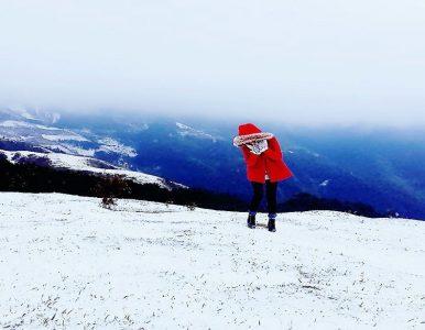 Chuyến đi đáng để trải nghiệm tại đỉnh núi Mẫu Sơn