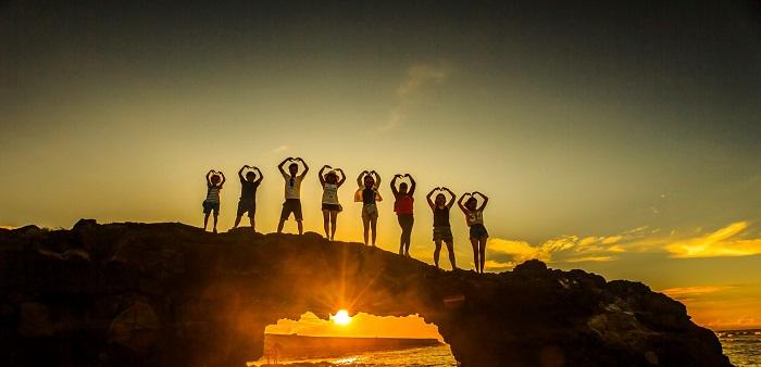 Đảo Lý Sơn – thiên đường check-in tuyệt đẹp của giới trẻ