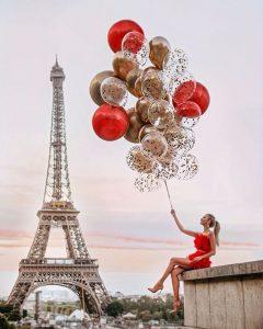 Paris, thủ đô hoa lệ của nước Pháp.