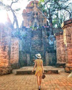 Quần thể kiến trúc rộng lớn này còn được bảo tồn khá nguyên vẹn cho đến ngày nay.