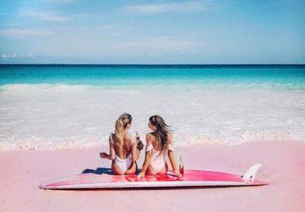 Bãi biển đảo Harbor – Bahamas