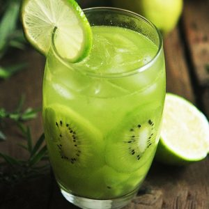 nước ép kiwi